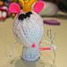 Nutcracker Knitmare Before Christmas: The Evil Mouse King