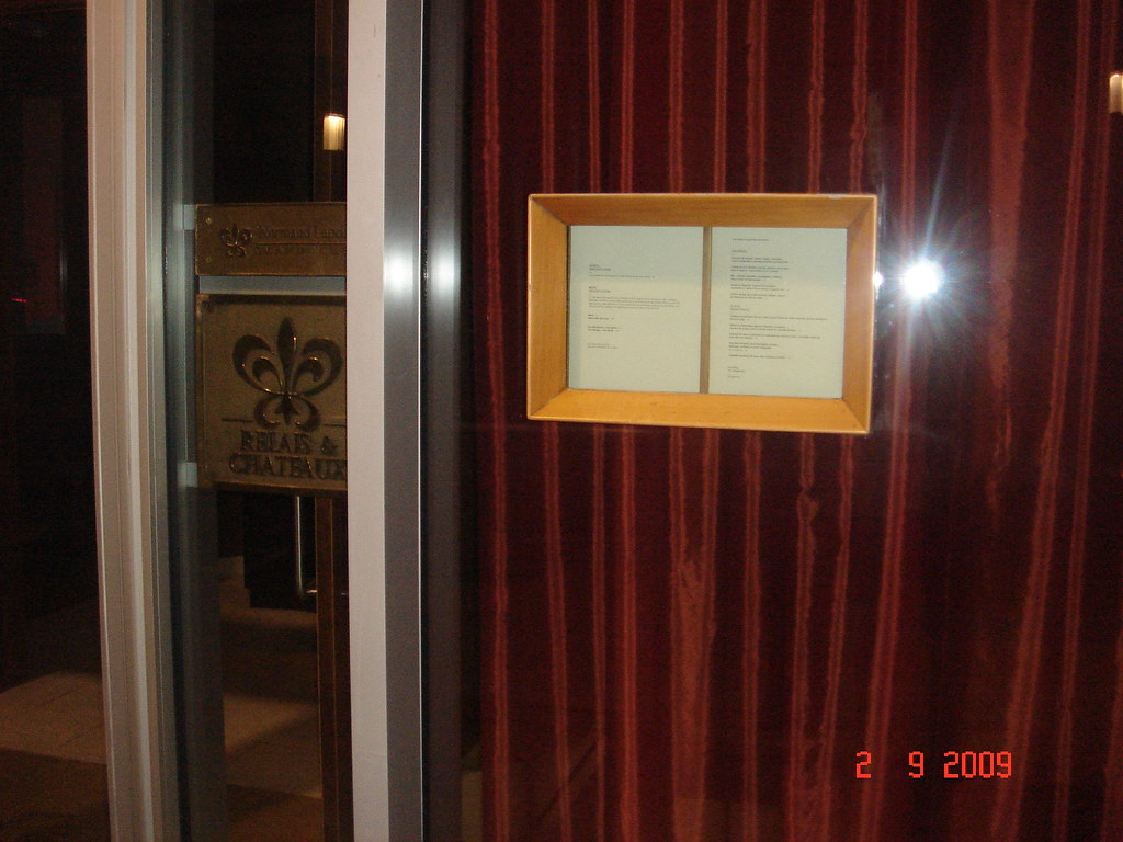 Toque Restaurant Montreal Review
