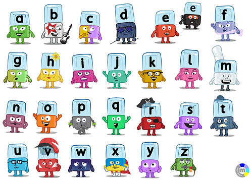 Character Design Jobs Uk : Alphablocks characters character design for the cbbc tv