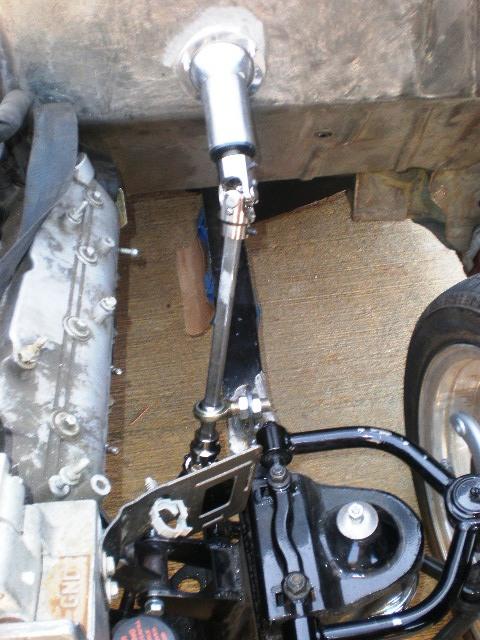 Steering linkage 01 | BAM1955 | Flickr