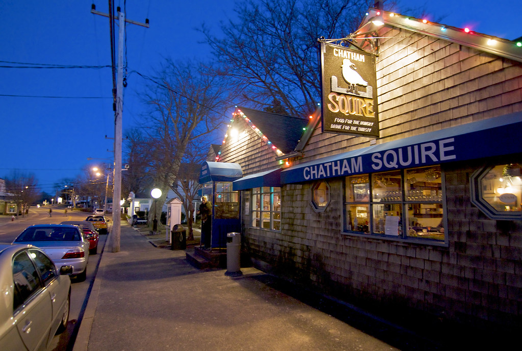 chatham squire restaurant exterior chatham cape cod chr flickr. Black Bedroom Furniture Sets. Home Design Ideas