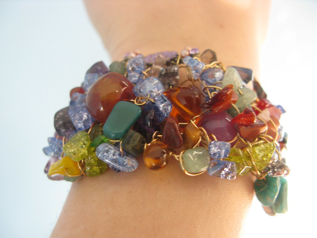 The most beautiful bracelet in the world | Gina Gotthilf | Flickr