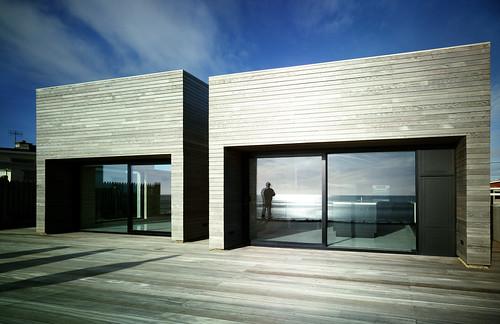 seaside house louth ireland morning terrace winner of th flickr. Black Bedroom Furniture Sets. Home Design Ideas