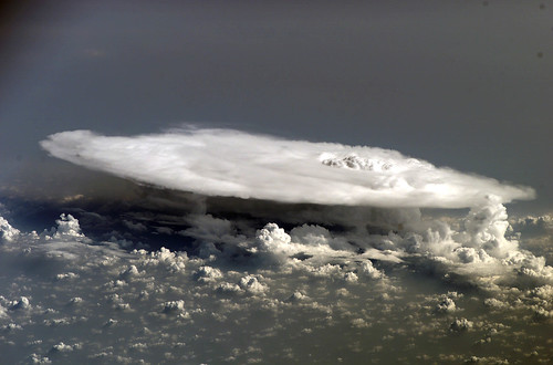 Cumulonimbus Cloud over Africa | by NASA Goddard Photo and Video
