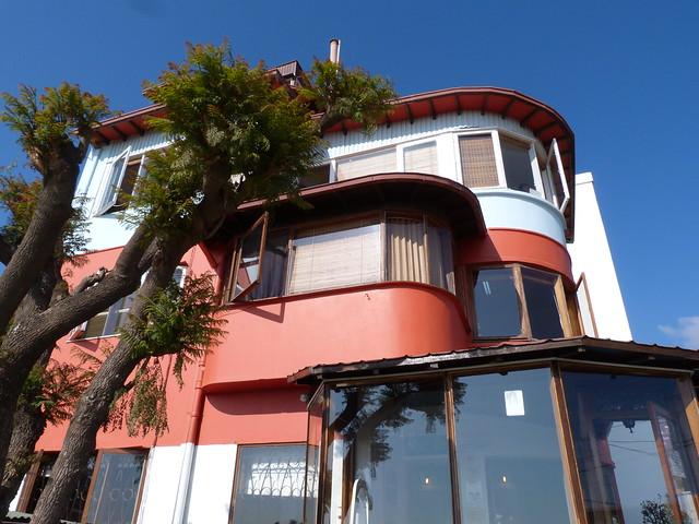 Sebastiana (Casa de Neruda en Valparaíso, Chile)