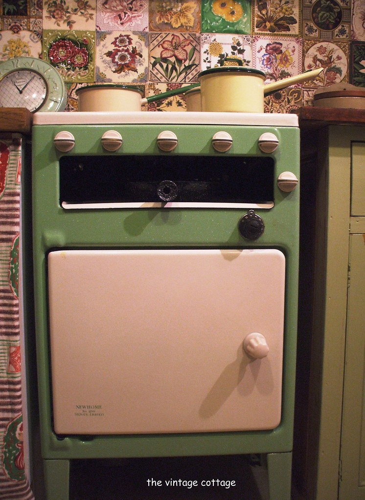 1940s New Home Gas Cooker My Trusty Cooker Which Is In