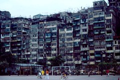 Kowloon Walled City, Hong Kong | by adventurocity