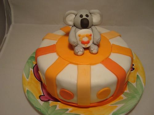Koala Cake Pan
