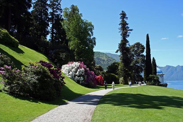 I giardini di villa melzi villa melzi 39 s gardens il compl flickr - Giardini di villa melzi ...