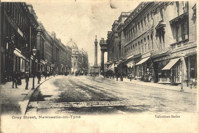 714483 grey street newcastle upon tyne unknown c 1904