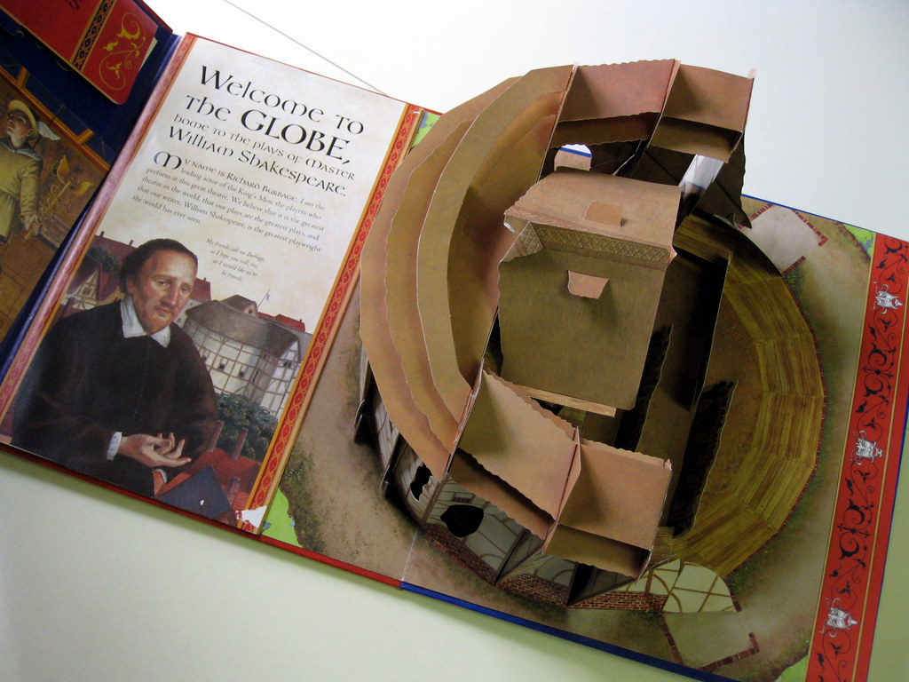 research paper old globe theatre Get an answer for 'what time did the plays at the old globe theatre beginit for a webquest for school' and find homework help for other william shakespeare questions at enotes  research paper.