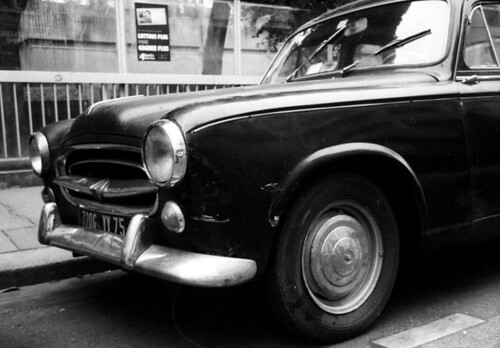 Peugeot 403 | by Un-exposed