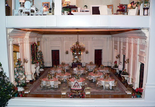 State Dining Room The White House A Look Inside Exhibit