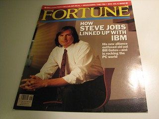 Fortune reprint 1989: How Steve Jobs linked up with IBM | by gctwnl
