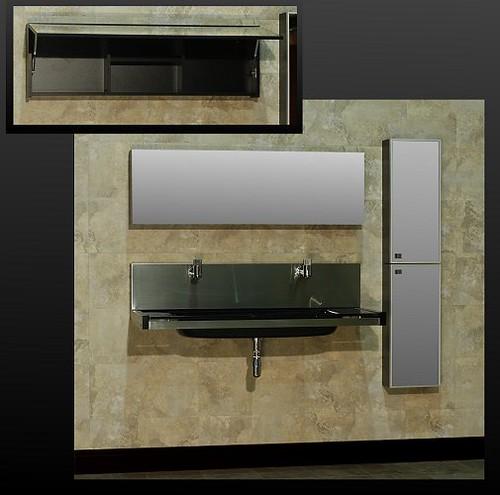 Miami Bathroom Vanity Priele Italian Designs Flickr
