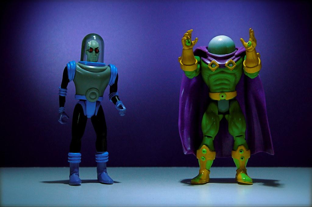 mr freeze vs mysterio 43365 mr freeze foe of