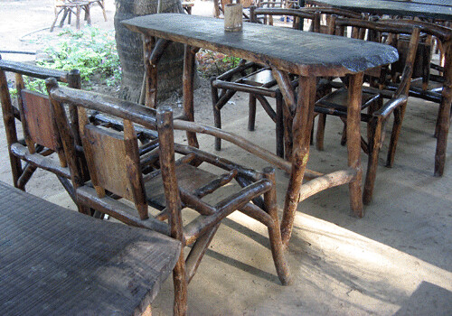 Hand Made Furniture From Fallen Tree Branches Www