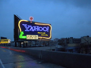 Yahoo Sign | by DoNotLick