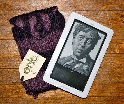 Barnes & Noble Nook Cover | by ElizaKendall