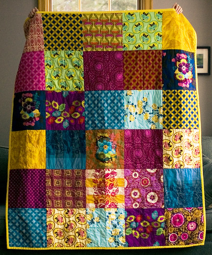 AMH Quilt | by Kindred Crafters