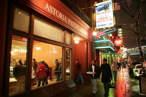 Restaurants Downtown Detroit Greektown