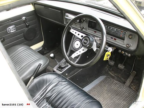 datsun 1200sss 1974 interior history of japanese cars in new zealand flickr. Black Bedroom Furniture Sets. Home Design Ideas