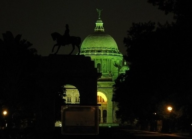 Victoria Memorial Kolkata One Of The Most Beautiful Place Flickr