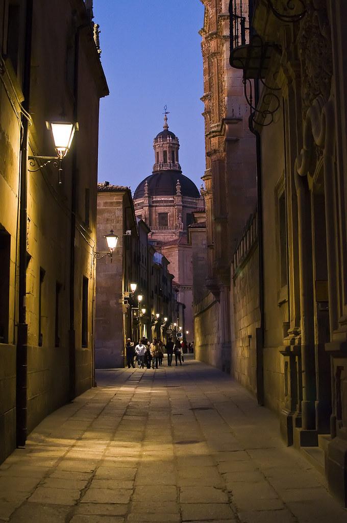 Calle libreros salamanca salamanca castilla y leon - Calle valencia salamanca ...