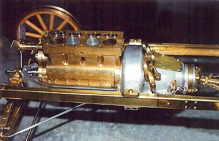 1912 Model T Ford 5 4 Cylinder Gasolene Engine Actually