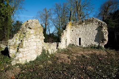 Ruins of St Mary's Priory - Runnymede | by Nigel Johnson