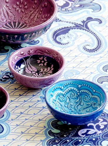 Bowls from Istanbul | by decor8