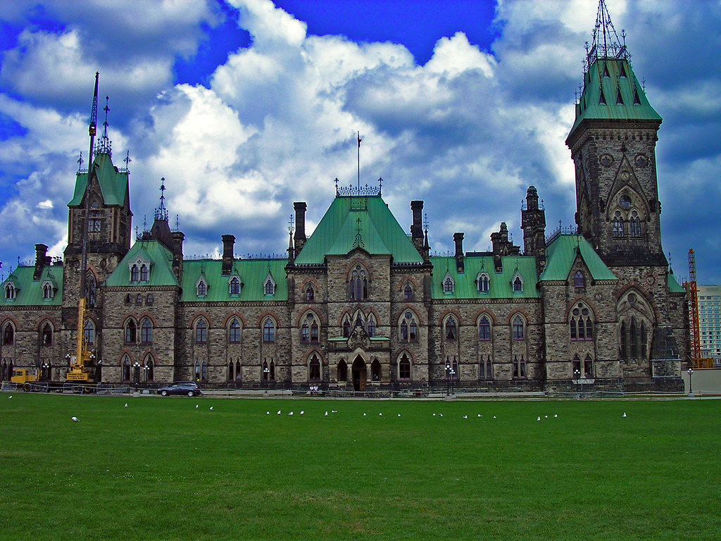 Canadian house of commons pictures
