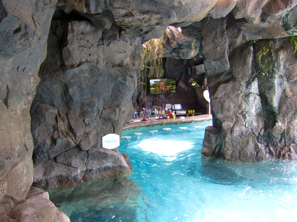 Photos Of Luxury Grottos That Ll Make You Wish You Were