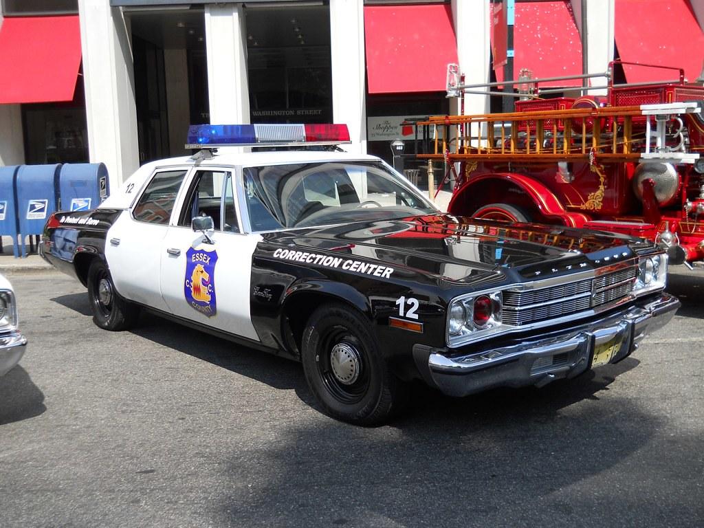newark fire dept parade 1978 plymouth fury police car flickr. Black Bedroom Furniture Sets. Home Design Ideas
