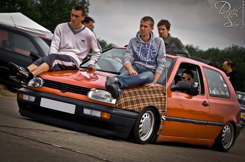 Volkswagen Golf Get Low Vw Days 2010 Copyright 169 2010