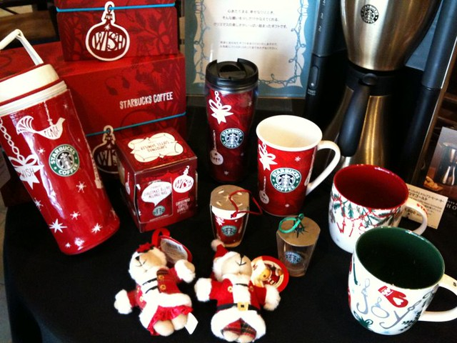 Starbucks Christmas Goodies It S Almost Time For