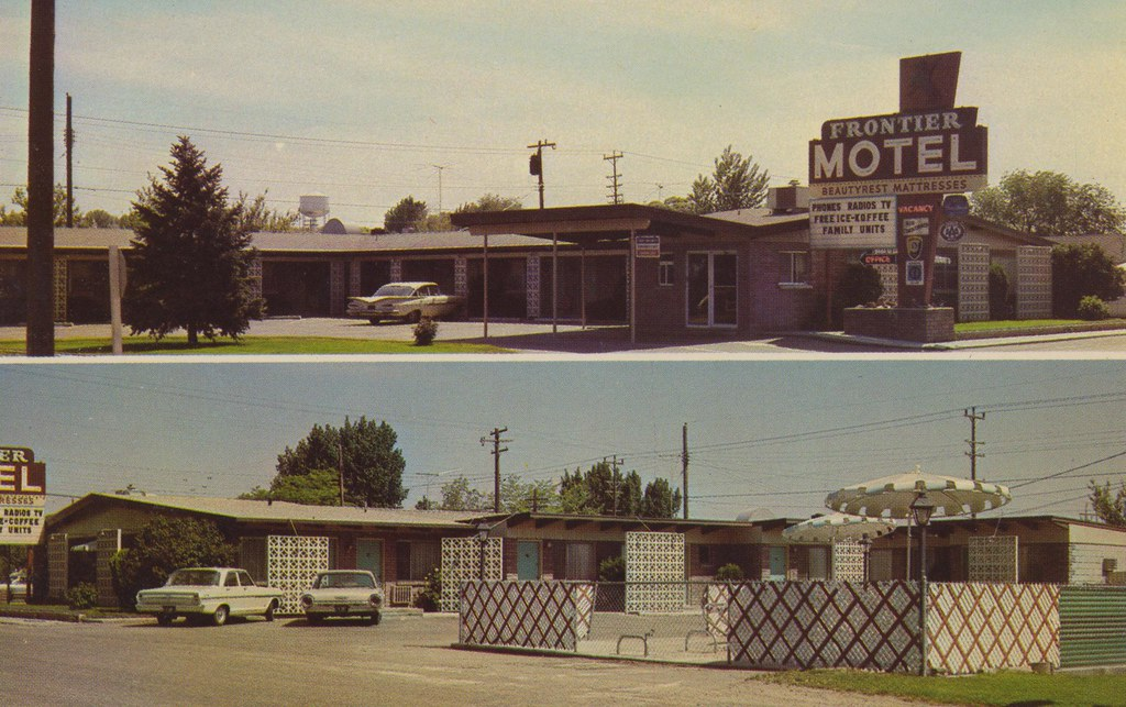Frontier Motel - Caldwell, Idaho