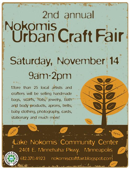 Nokomis Urban Craft And Art Fair