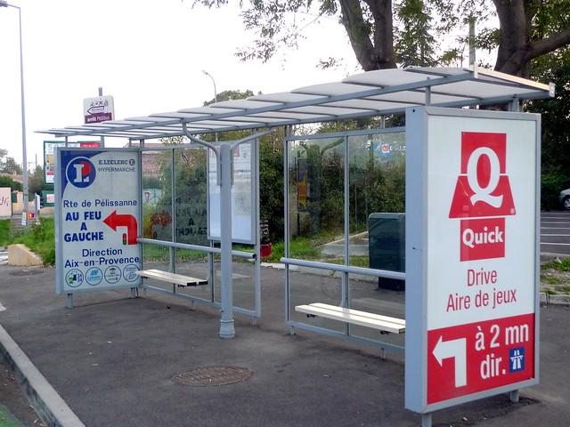 abri bus salon de provence fr13 flickr photo sharing. Black Bedroom Furniture Sets. Home Design Ideas