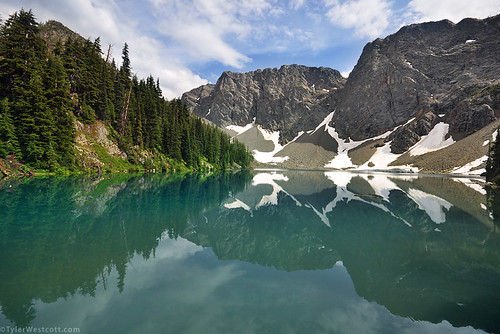 Blue Lake, North Cascades National Park | by Tyler Westcott