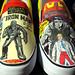 Vintage Comic Shoes