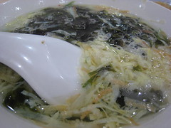 Seaweed and Egg Soup | by Virg09