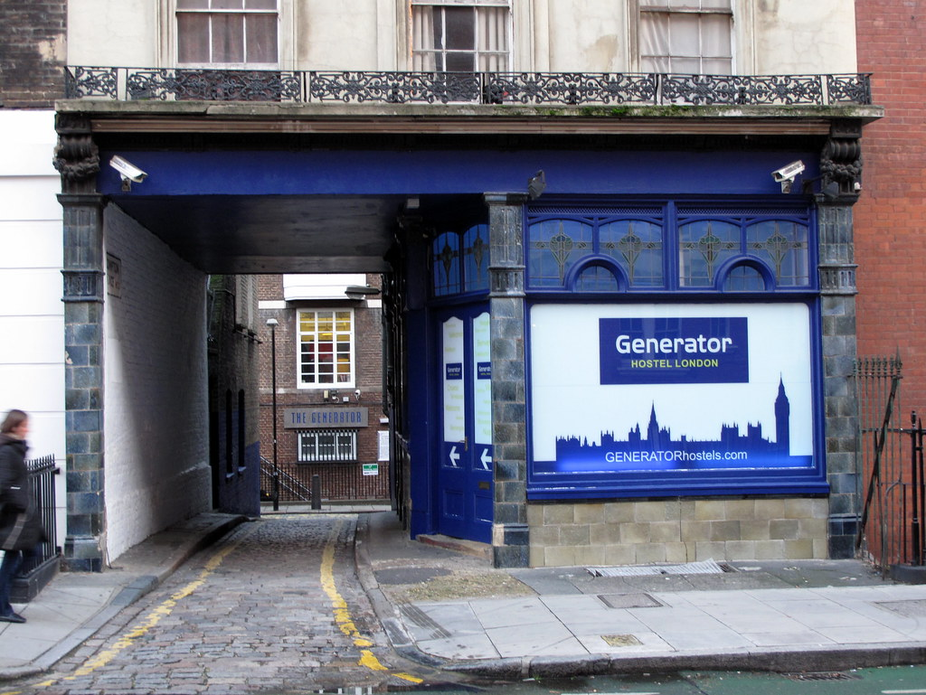 Generator Hostel Londo...
