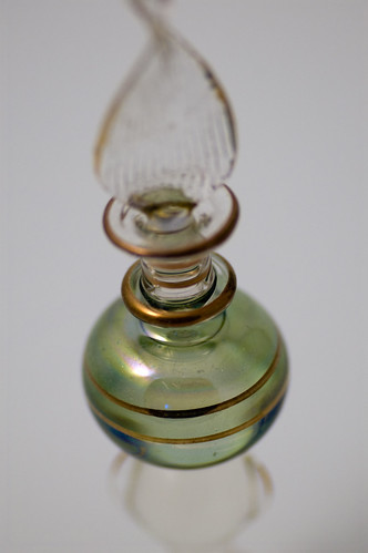 32/365 - Egyptian Perfume Bottle | by catheroo (cat edens)