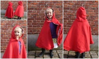 Roodkapjes/ Little Red Riding Hood | by Justina Maria Louisa