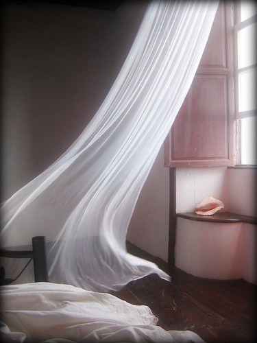 Quotthat light breeze which germans call 39the wind39s for White curtains wind
