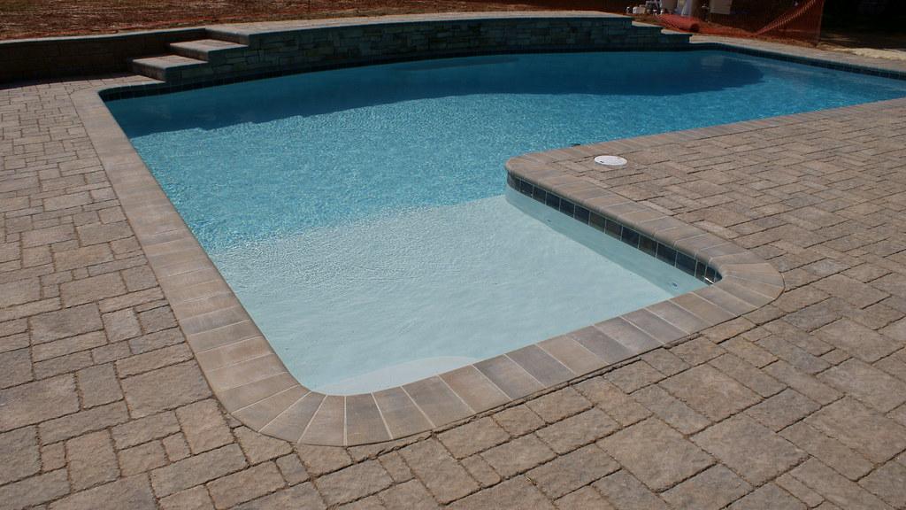 L Shaped Pool Elite Pools Flickr