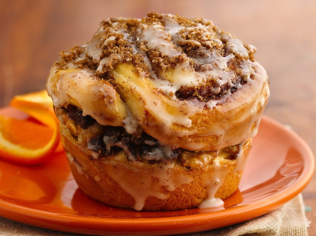 Persian Date-Filled Cinnamon Roll Muffins   INGREDIENTS 1 ...