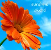 sunshineblogaward | by tyetye92
