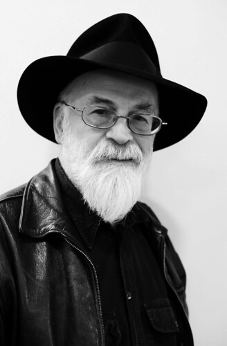 "Sir Terence David John ""Terry"" Pratchett, Kt, OBE"